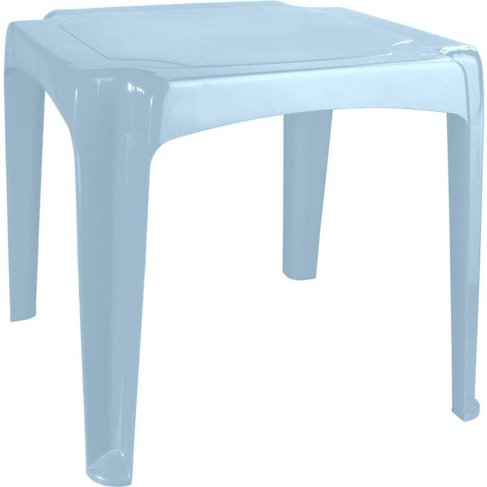 Стол Детский Бытпласт Пластишка 520х520х475 Мм (Голубой)