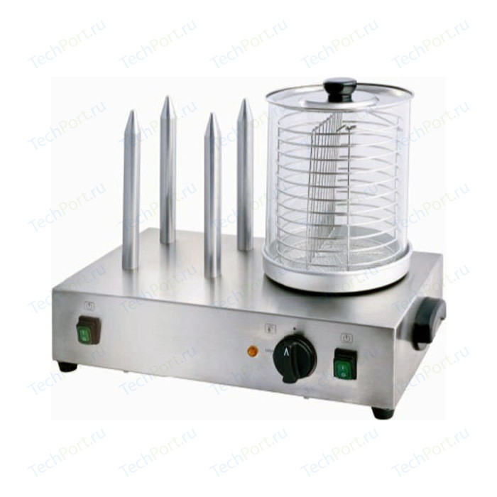 Мармит для сосисок и булочек Gastrorag LY200602M