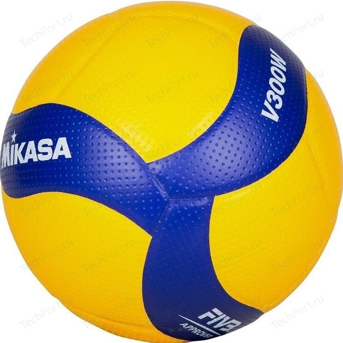 Мяч волейбольный Mikasa V300W реплика мяча FIVB - V200W