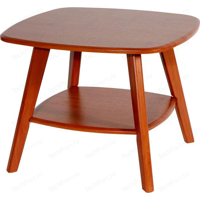 Стол журнальный Калифорния мебель Хадсон вишня