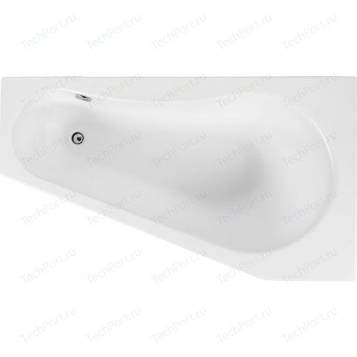 Акриловая ванна Aquanet Brize 160x90 R правая, с каркасом, без гидромассажа (228173)