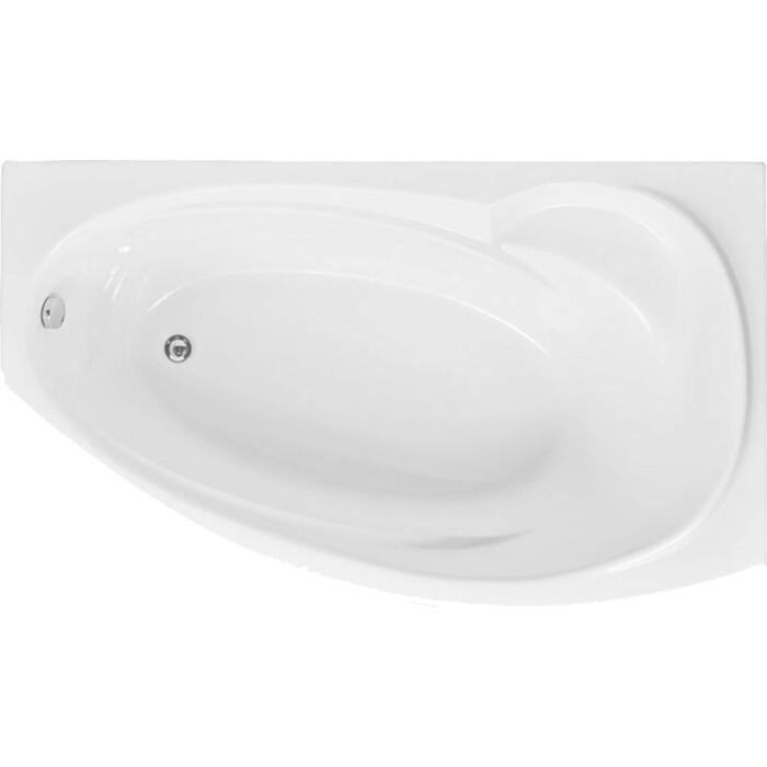 Акриловая ванна Aquanet Jersey 170х100 R правая, с каркасом, без гидромассажа (205329)