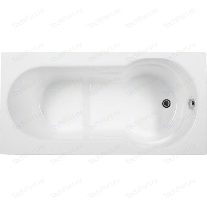 Акриловая ванна Aquanet Largo 120x70 с каркасом, без гидромассажа (205362)