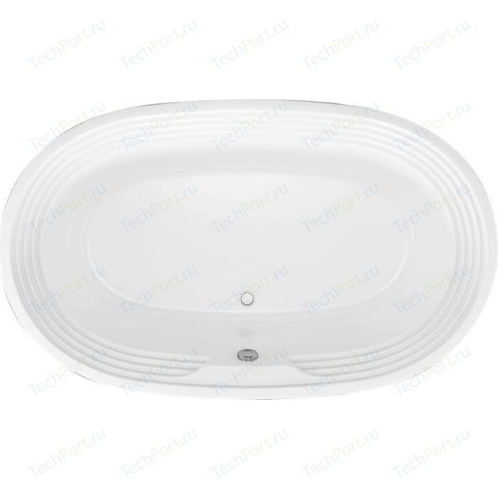 Акриловая ванна Aquanet Mishel 190x114 с каркасом, без гидромассажа (210613)