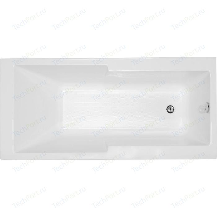 Акриловая ванна Aquanet Taurus 160x75 с каркасом, без гидромассажа (211290)