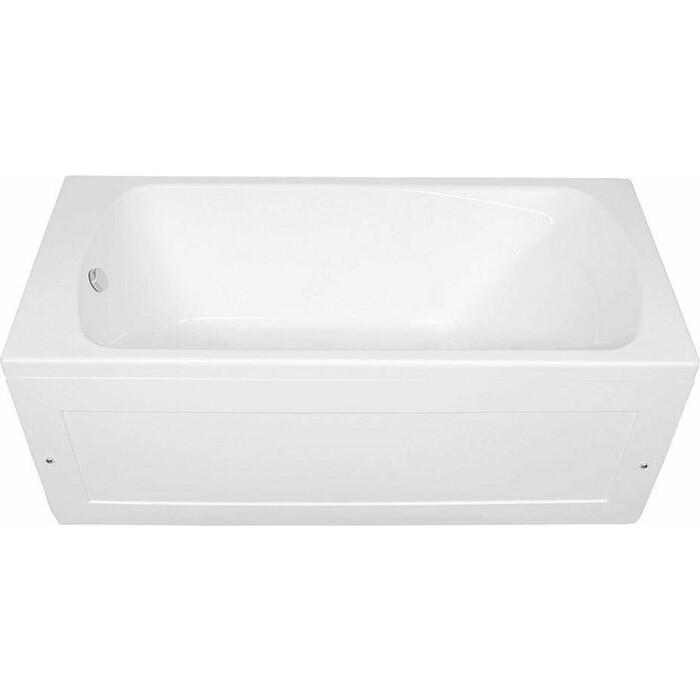 Акриловая ванна Aquanet Roma 160x70 с каркасом, без гидромассажа (205505) недорого