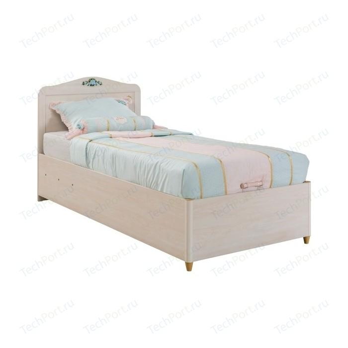 Кровать Cilek Flora 90x190 с подъемным механизмом 20.01.1705.02