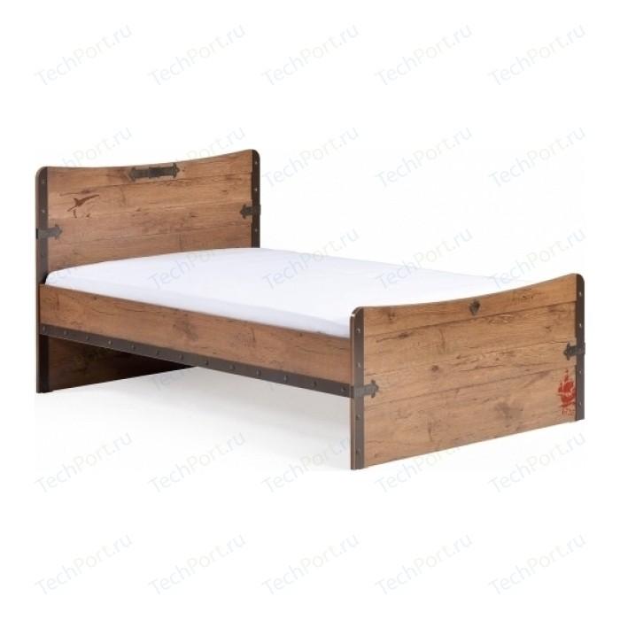 Детская кровать Cilek Black pirate 100x200 20.13.1314.00