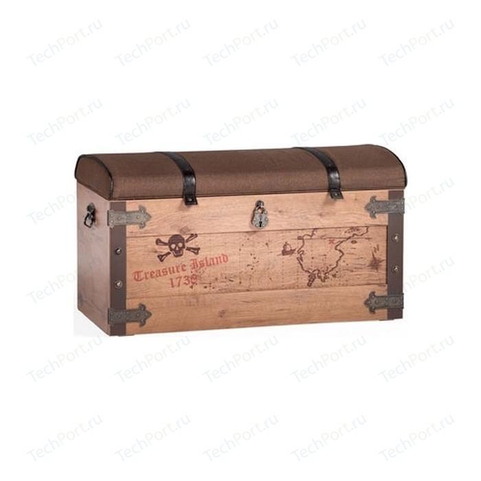 Ящик-комод Cilek Black Pirate для игрушек 20.13.1901.00