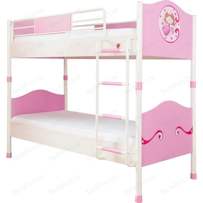 Двухъярусная кровать Cilek Princess 20.08.1401.00