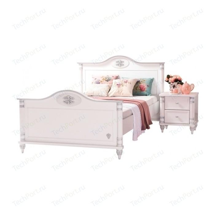 Детская кровать Cilek Romantic 120x200 20.21.1304.00