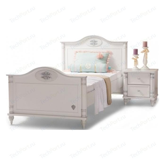 Детская кровать Cilek Romantic 100x200 20.21.1301.00