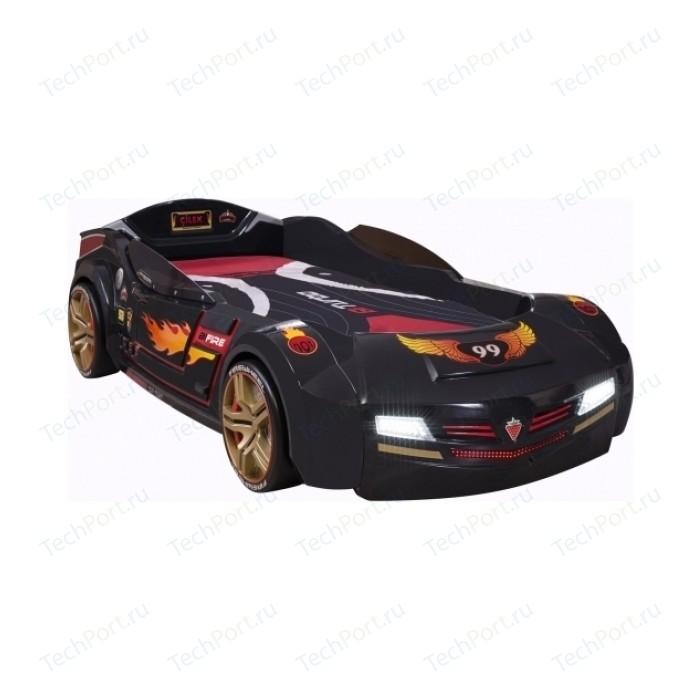 Кровать-машина Cilek Biturbo черная