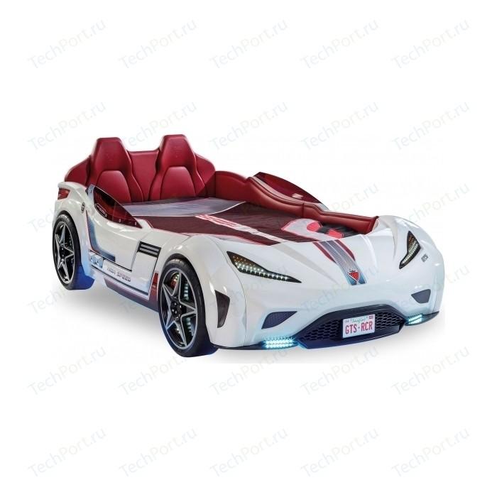 Кровать-машина Cilek GTS белая