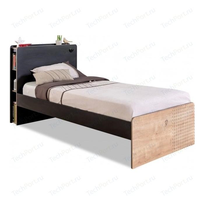 Кровать Cilek Black 200x100 20.58.1301.00