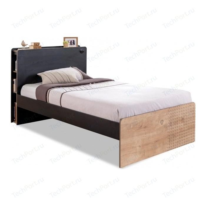 Кровать Cilek Black 200x120 20.58.1303.00