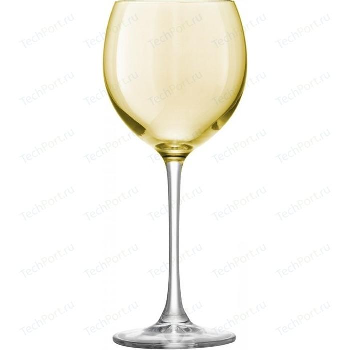 Набор из 4 бокалов для вина 400 мл пастельный LSA International Polka (G932-14-294)