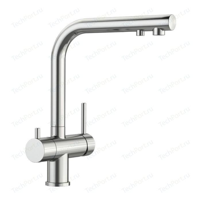 Смеситель для кухни Blanco Fontas II нержавеющая сталь (525138)