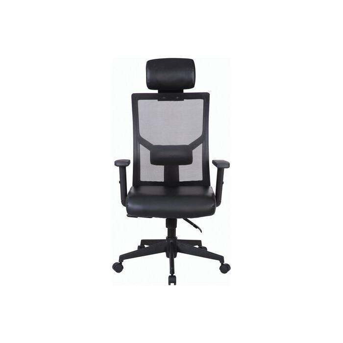 Кресло офисное Brabix Spectrum ER-402 синхромеханизм, подголовник, регулируемые подлокотники