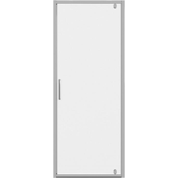 Душевая дверь Bravat Drop 90x200 в нишу, хром (BD090.4110A)