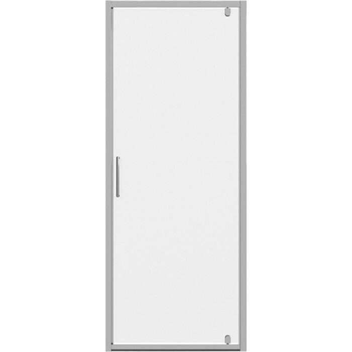 Душевая дверь Bravat Drop 100x200 в нишу, хром (BD100.4110A)