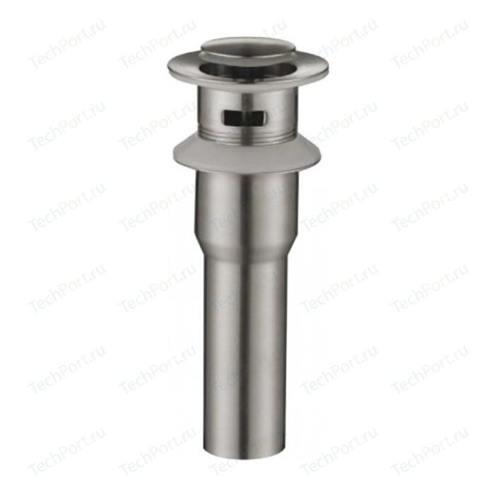 Донный клапан BelBagno Click-clack для умывальника (BB-PCU-02-IN)