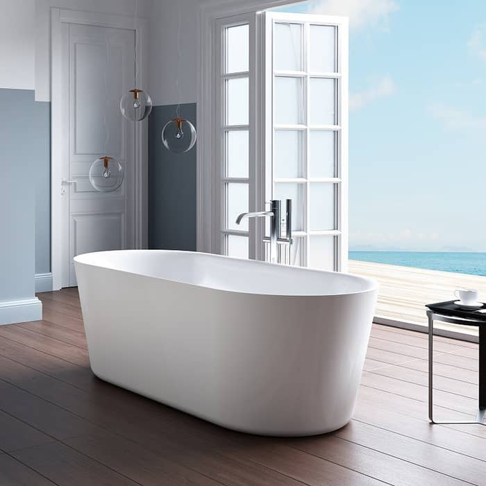 Акриловая ванна BelBagno 148,5x79 (BB305-1484)