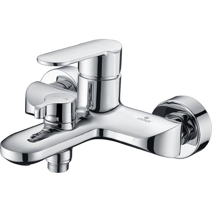 Смеситель для ванны Kaiser Estilo с душем, хром (62022)