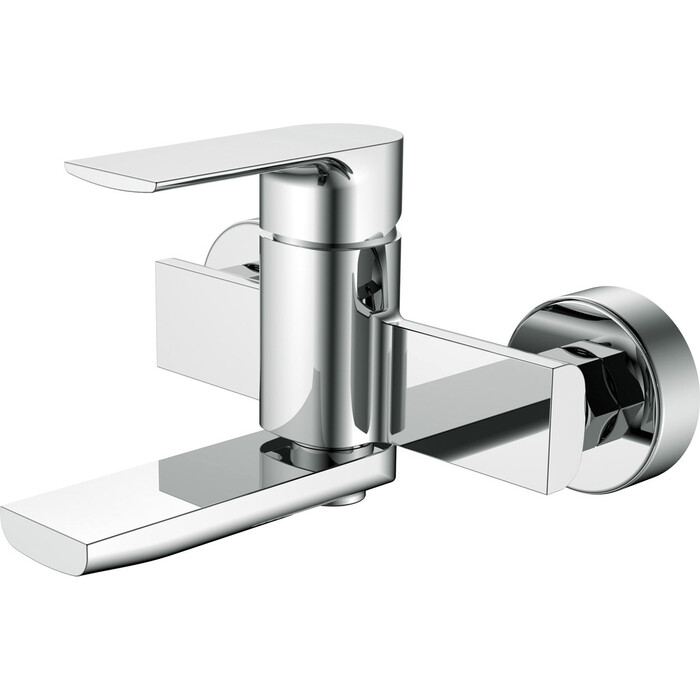 Смеситель для ванны Kaiser Linear хром (59022)