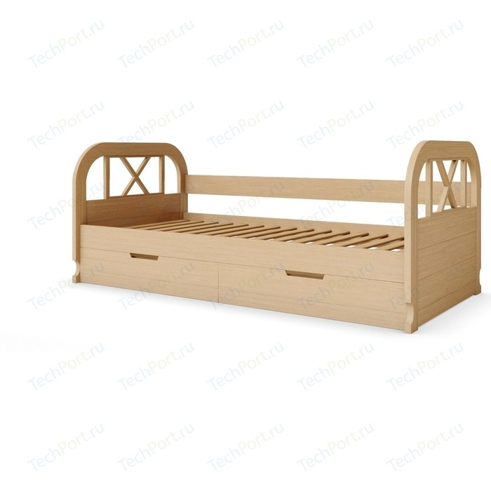 Кровать Miella Flying 90x195 натуральный