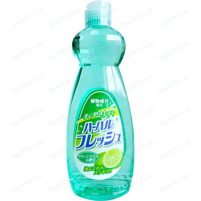Средство для мытья посуды и фруктов MITSUEI с ароматом лайма 600 мл