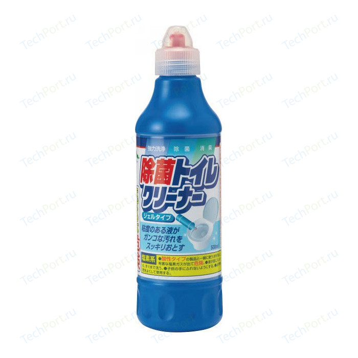 Чистящее средство MITSUEI для унитаза, с хлором 500 мл