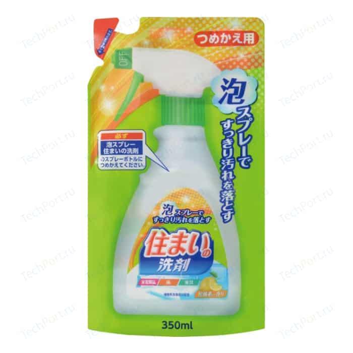 Чистящее средство Nihon Detergent для мебели, электроприборов и пола, (запаска) 350 мл