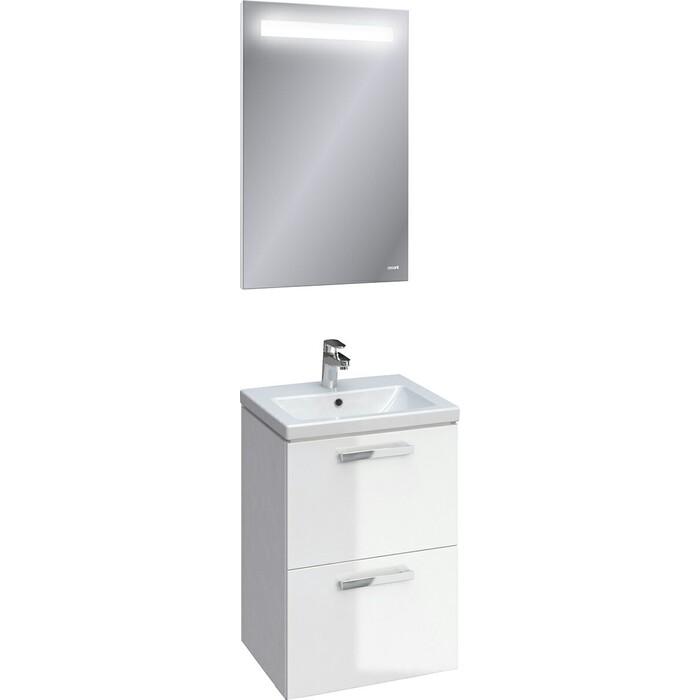 Мебель для ванной Cersanit Melar 50 белая