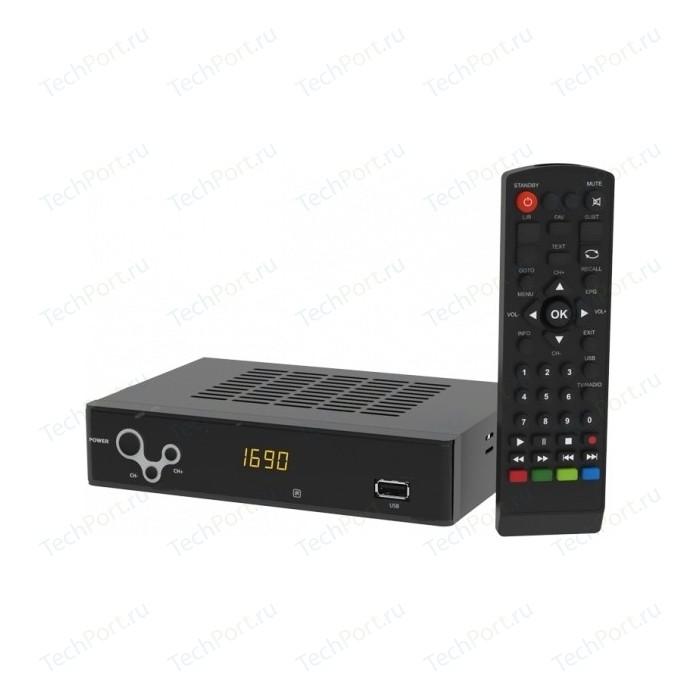 Тюнер DVB-T2 Ritmix HDT2-1650DD