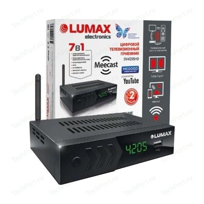 Тюнер DVB-T2 Lumax DV-4205HD