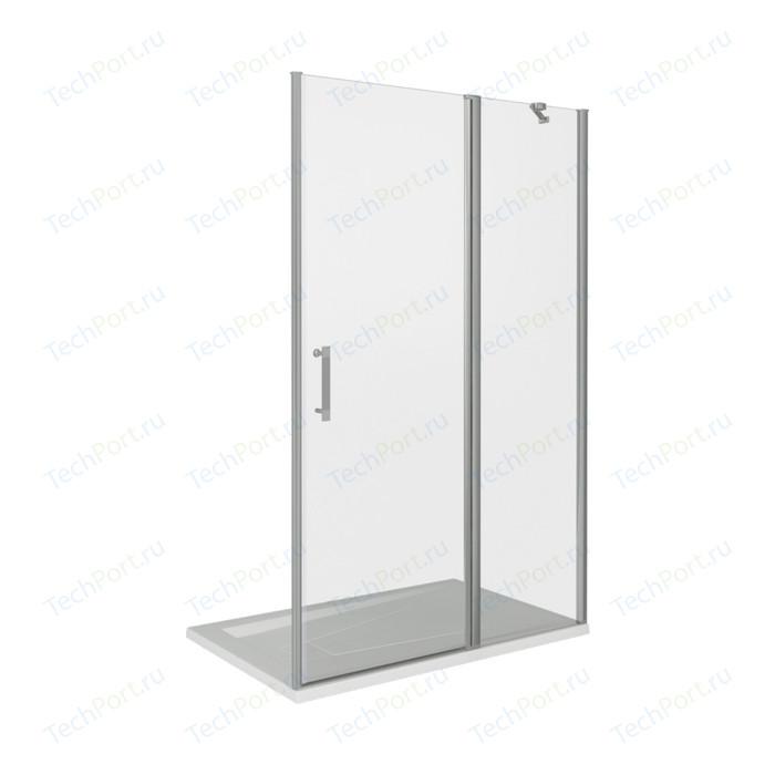 Душевая дверь Good Door Mokka WTW-130-C-WE 130x185 (МК00007)