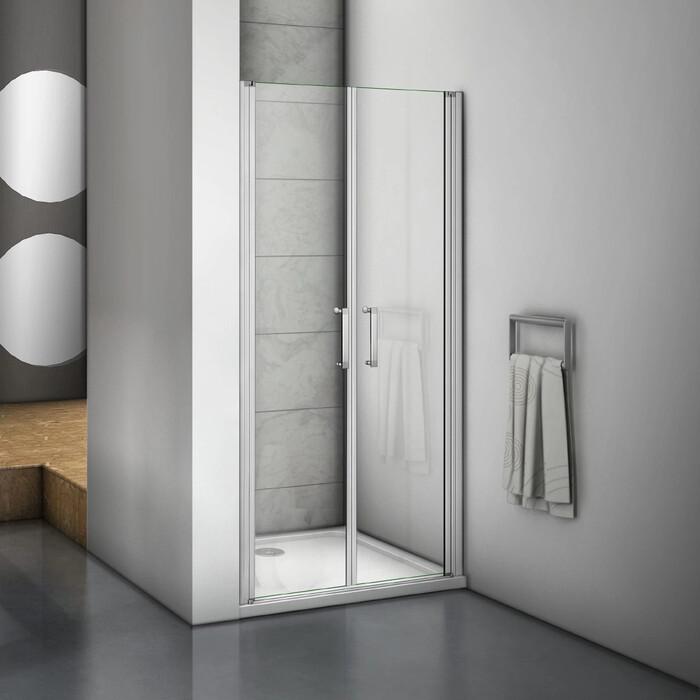 Душевая дверь Good Door Mokka SD-80-C-WE 80x185 (МК00012)