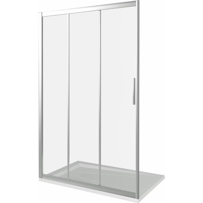 Душевая дверь Good Door Orion WTW-100-C-CH 100x185 (ОР00009)