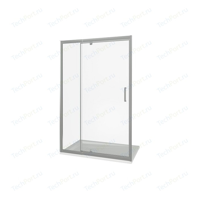 Душевая дверь Good Door Orion WTW-PD-100-C-CH 100x185 (ОР00016)