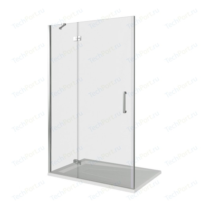 Душевая дверь Good Door Saturn WTW-140-C-CH-L 140x185 (СА00006)