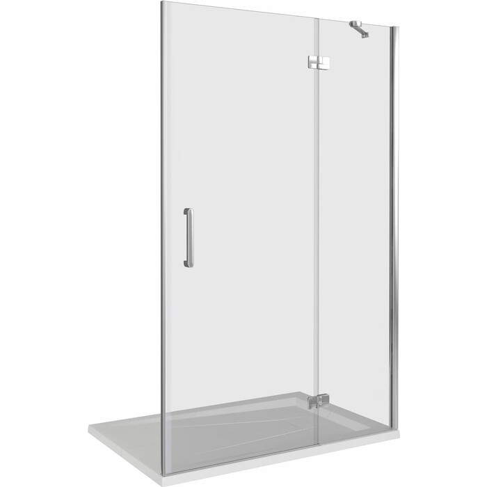 Душевая дверь Good Door Saturn WTW-110-C-CH-R 110x185 (СА00007)