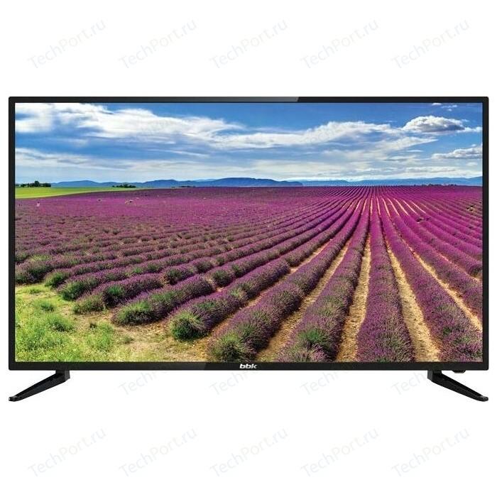 LED Телевизор BBK 43LEM-1063/FTS2C телевизор led 50 bbk 50lem 1056 fts2c черный 1920x1080 50 гц vga usb