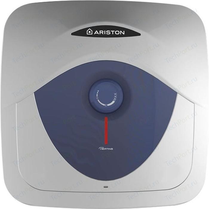 воднагреватель накоп blu evo r 10u ru 10л под раковину Накопительный водонагреватель Ariston BLU EVO R 15 RU