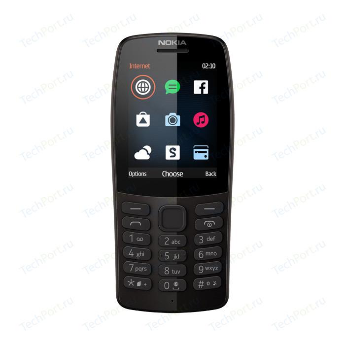 Мобильный телефон Nokia 210 DS TA-1139 BLACK