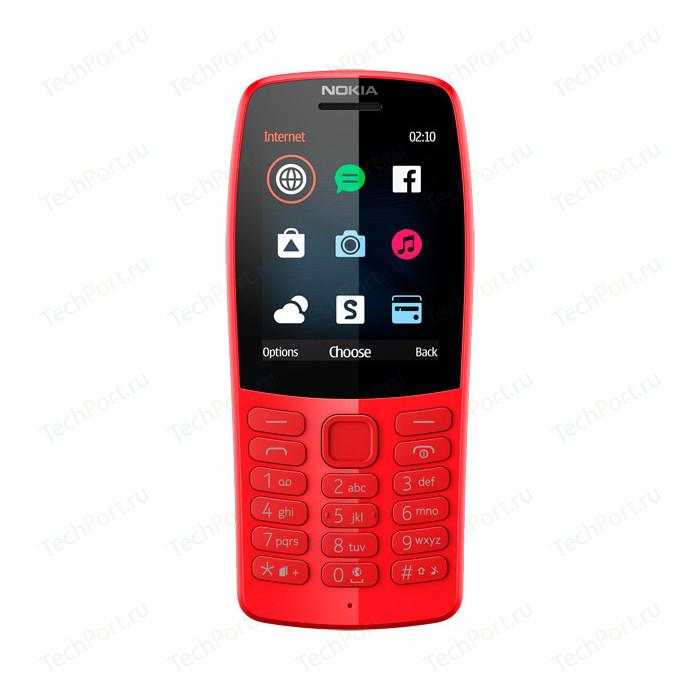 Мобильный телефон Nokia 210 DS TA-1139 RED