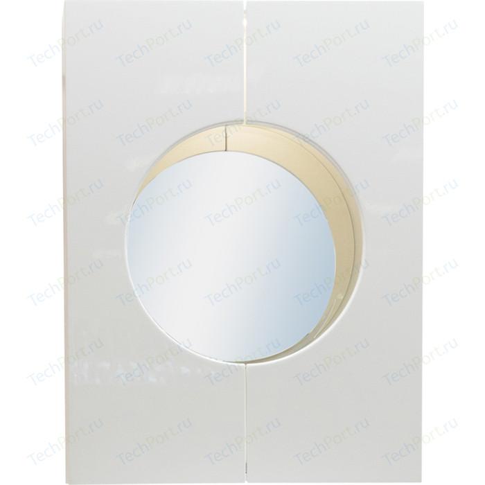 Зеркало-шкаф Orange Sole 60 с подсветкой, белый (Sole-60ZSW)