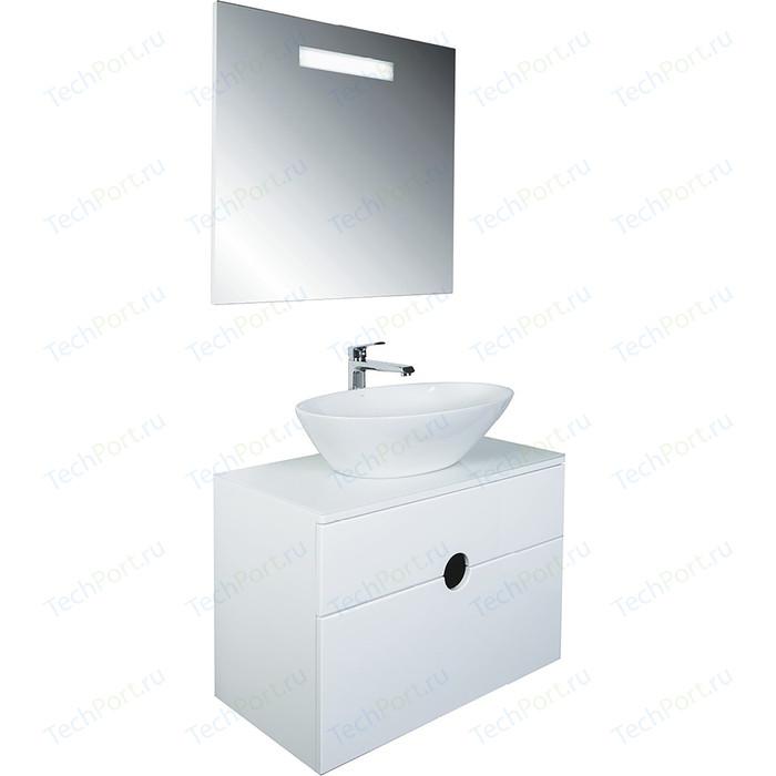Мебель для ванной комнаты Orange Moon 75 белый