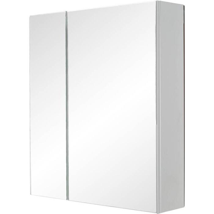 Зеркало-шкаф Orange Таис 60 с подсветкой, белый (Ta-60ZSW)