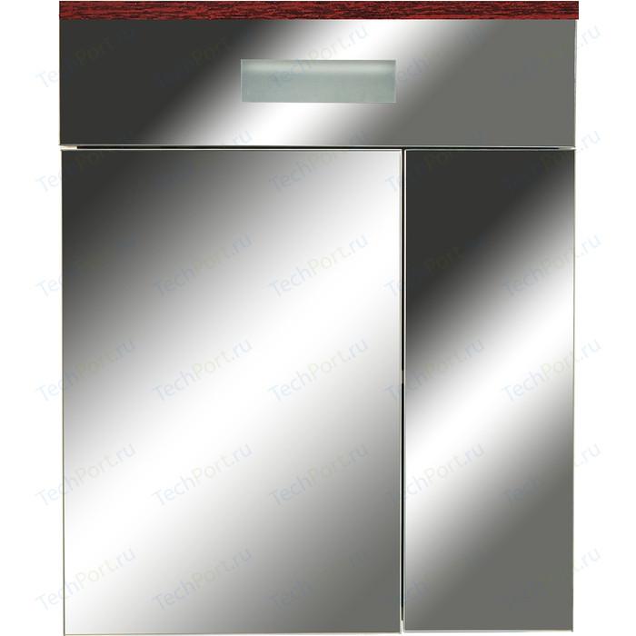 Зеркало-шкаф Orange Таис 60 с подсветкой, венге (Ta-60ZSV)